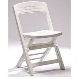 Сгъваем пластмасов стол