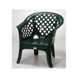Градинско кресло от ПВЦ