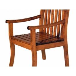 Дърено градинско кресло