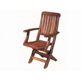 Сгъваем стол за външни условия