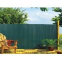 Еднолицева пластмасова ограда