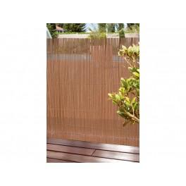 Ограда с имитация на стебла от върба