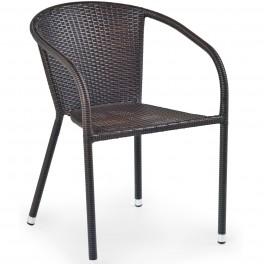 MIDAS градински стол от изкуствен ратан