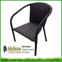 Градински стол от ратан ВИТО