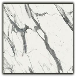 Верзалитов плот за маса бял мрамор 5657